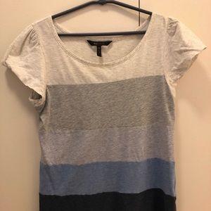 BCBGMaxAzria Women Shirt Size L